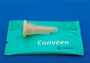 Самоклеящийся презерватив Conveen